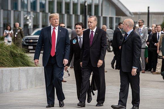 Bras de fer entre la Turquie et les Etats-Unis sur fond de crise financière