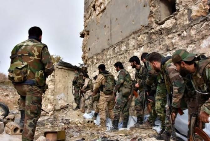 Սիրիական զորքերը գրոհել են Համա և Իդլիբ նահանգների սահմանին տեղակայված ահաբեկիչների բազաները