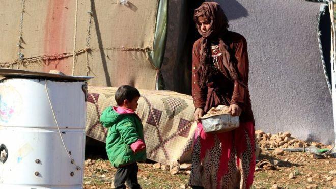 ՄԱԿ-ը Թուրքիոյ կոչ ըրած է Սուրիոյ Իտլիպ նահանգի հետ սահմանները բաց պահելու