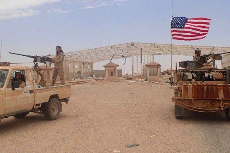 La Russie appelle les Etats-Unis à se retirer de la Syrie