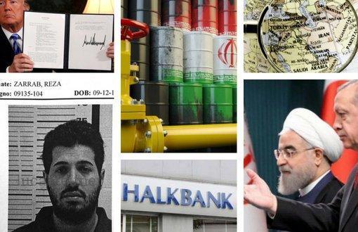 """İran-Türkiye İlişkisi, """"Sarraf Davası"""" ve Yaptırımlar"""