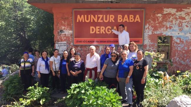 Հուբյար մշակութային կենտրոնի ներկայացուցիչները այցելել են Դերսիմ
