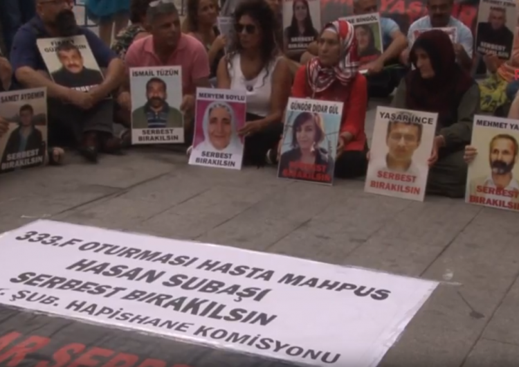 Մարդու իրավունքների ասոցիացիան կոչ է արել ազատ արձակել Հասան Սուբաշըին