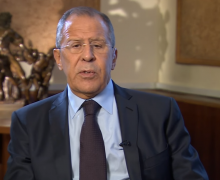 Lavrov to discuss preparations for Russia-Turkey-Germany-France summit on Syria in Turkey