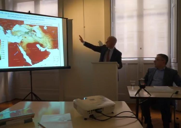 Civilisation ancienne et génétique contemporaine : les Ourartéens