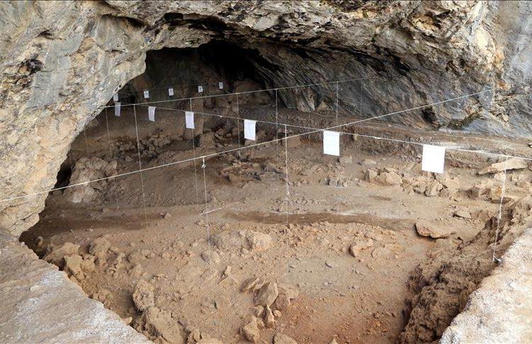Maraş'taki Direkli Mağarası 14000 Yıl Önce Mola Noktasıymış