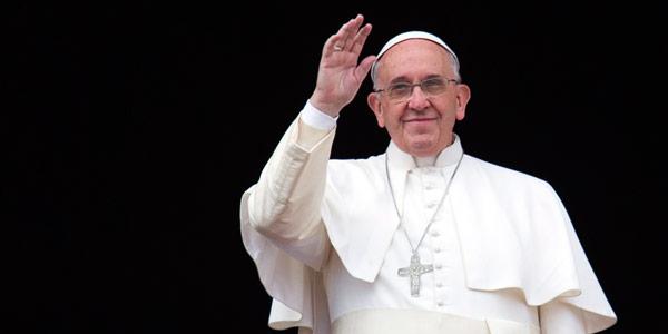Հռոմի Ֆրանցիսկոս պապի շնորհաւորական ուղերձը Մխիթարեան միաբանութեան