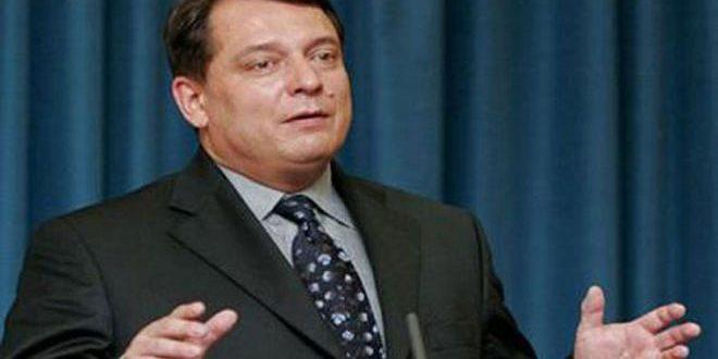 Бывший глава правительства Чехии: Любая агрессия США против Сирии — это нарушение международного права.
