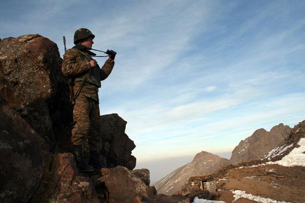 Եվրոպայի անվտանգութեան եւ համագործակցութեան կազմակերպութիւնը կ'անդրադառնայ հայ-ատրբէյջանական սահմանի վիճակին