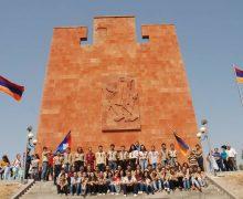 Նշուած է Մուսա լեռան հերոսամարտի 103-րդ տարեդարձը