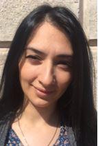 Liana MARKOSIAN: Candidate pour les élections 2018 de l'Assemblée Nationale d'Arménie Occidentale