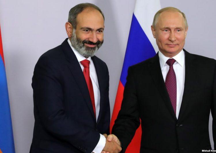 Հայ-ռուսական հարաբերությունները պետք է լինեն շատ ավելի ռազմավարական, շատ ավելի գործընկերային. Նիկոլ Փաշինյան