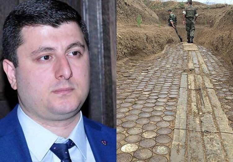 Не вся военная техника была перемещена с линии соприкосновения после учений Азербайджана.