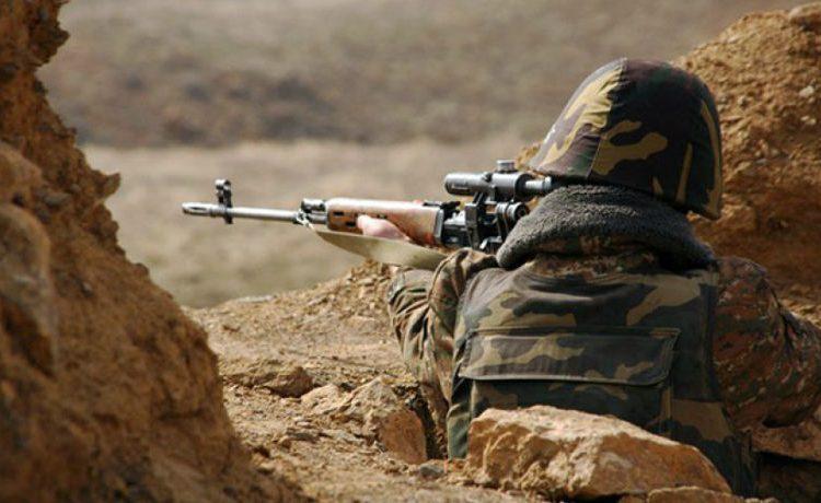 Ատրբէյջանական զինուժը գնդակոծած է Արենի գիւղի շրջանը