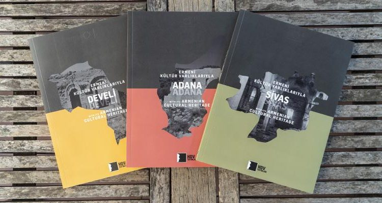 You are invited to the book launch of Adana, Sivas and Kayseri-Develi with its Armenian Cultural Heritage