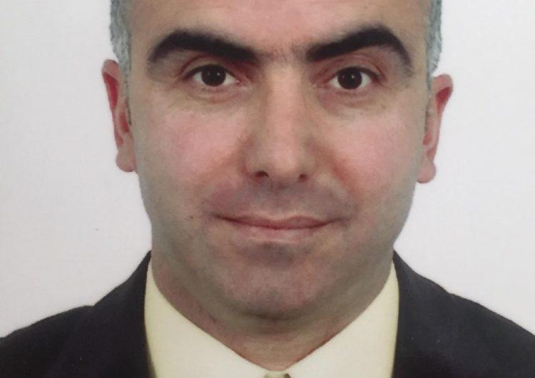 ԱՐՄԱՆ ՀՈԶԱՓԻՐԵԱՆ: Արեւմտեան Հայաստանի Հանրապետութեան Ազգային ժողովի 2018 թ․-ի ընտրութիւններու հերթական թեկնածուն