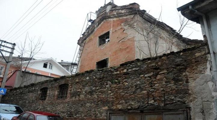 Բուրսայում 1.5 մլն դոլարով վաճառվում է հայկական եկեղեցու շենքը