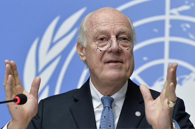 «Ключ к мягкому урегулированию проблемы  Идлиба находится в руках России и Турции». Специальный посланник ООН по Сирии: