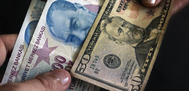 В Турции зафиксирован рекордный за 15 лет уровень инфляции
