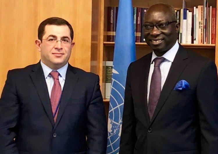 Вопроc предотвращения геноцидов остается на внешнеполитической повестке Армении