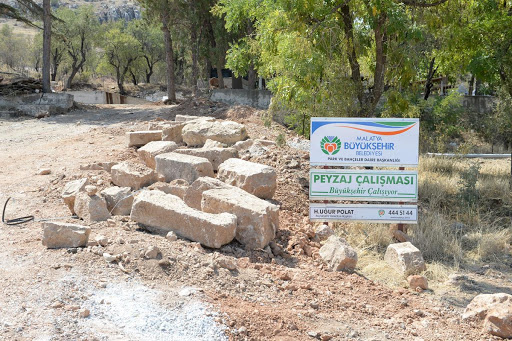В Малатии былй найдены остатки армяанской церкви