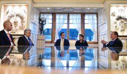 Президент Армен Саркисян считает сверхзадачей сделать Армению привлекательной для инвесторов страной