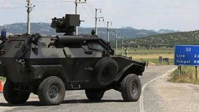 Военные операции в Лидже продолжаются в течение 5 дней .Местные жители говорят, что солдаты угрожали им не  покидать свои дома.