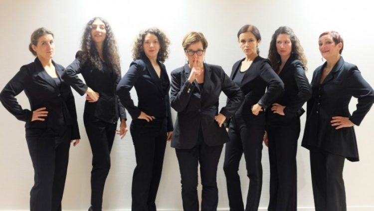 Voix de Stras исполнил концерт в Концертном зале Музея-института  Комитаса в канун Международной  конференций Комитаса.