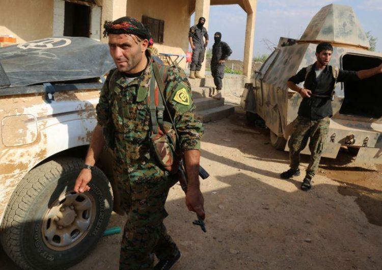 Թրքական բանակը շուտով կը սկսի յարձակիլ Եփրատի արեւելեան ափի քրդական ուժերուն դէմ