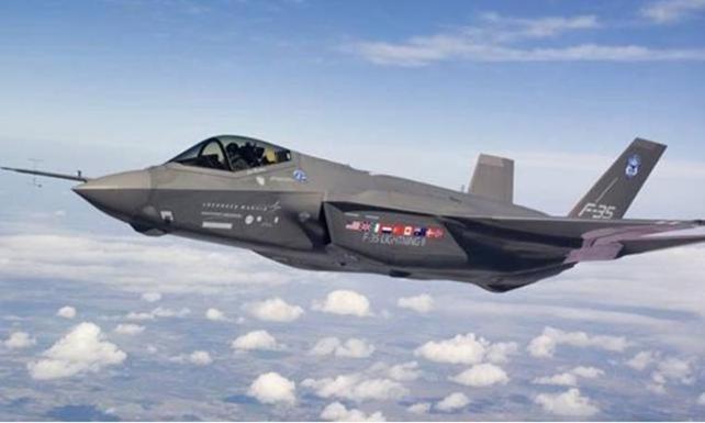 F-35'in ana parçalar Türkiye'de üretilecek