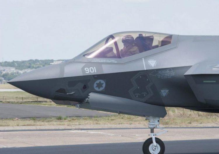 Сирия: в Израиле заявили, что российские С-300 «не смогут отследить» их истребители F-35