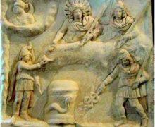 Mihr-Mithra : The Chief deity of the Armenian heathen Pantheon of Gods