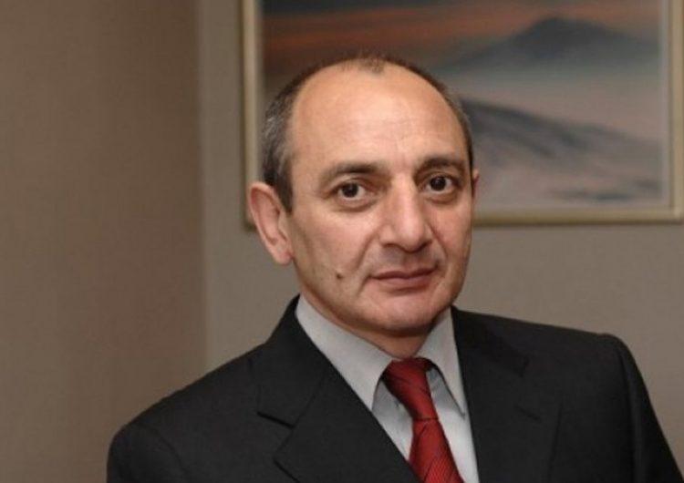 """Artsakh Cumhurbaşkanı Bako Sahakyan """"Kayıp Özgürlük Savaşçıları Akrabalarının Birliği"""" adlı STK'ya kutlama mesajı yolladı"""