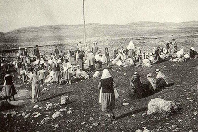 The Testimony of Tiruhi Khorozyan: Survivor of The Genocide against Armenians