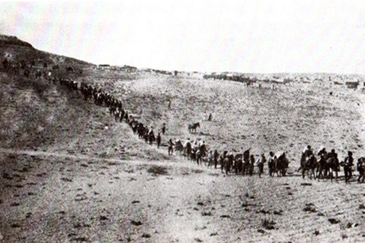 Evacuation of Armenian Orphans from the Ottoman Empire – 1915-1923