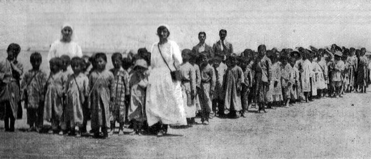 1894-1923թթ․-ուն հայ որբերերու տարհանումը Օսմանեան կայսրութենէն