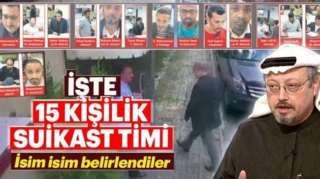 Un quotidien turc révèle l'identité des Saoudiens soupçonnés d'avoir tué Khashoggi