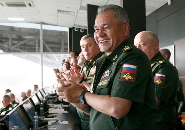 Шойгу: За три года в Сирии при поддержке России удалось полностью разгромить банды ИГ