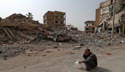 МИД Сирии назвал геноцидом действия международной коалиции в Ракке