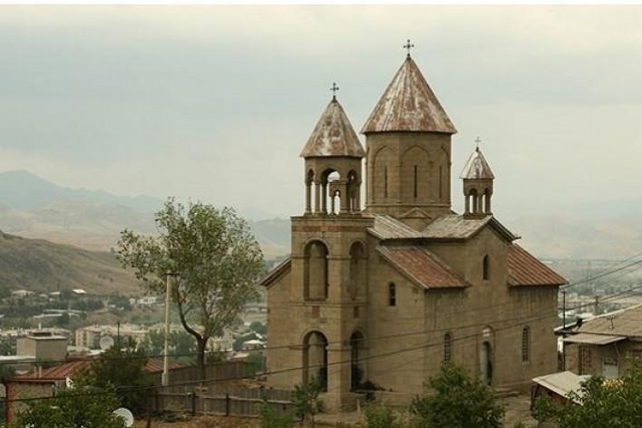Cavakh bölgesinde ayrı bir piskoposluk oluşturulmalı