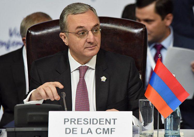 Ermenistan Cumhuriyeti Dışişleri Bakanı Frankofonya zirvesini Afrika ülkeleriyle işbirliğini genişletmek için iyi bir platform olarak görüyor.