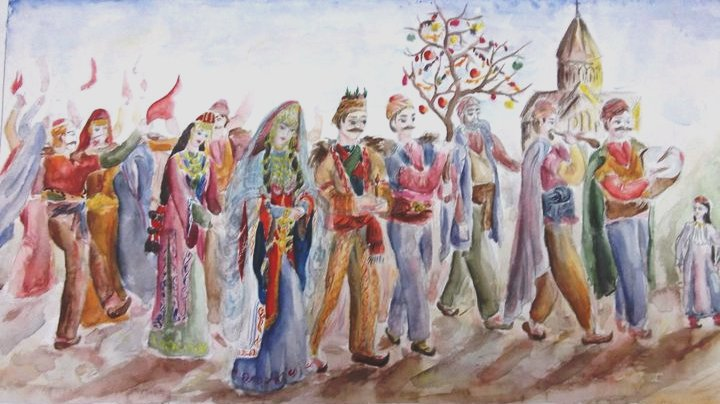 Ճանաչենք մեր մշակույթը՝ Արեւմտյան Հայաստան