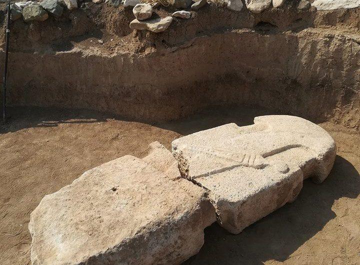 В селе Нор-Кармираван в Арцахе археологи нашли мавзолей
