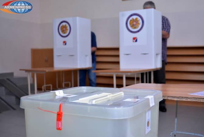 Ermenistan Cumhuriyeti'nde  parlamento seçimleri 9 Aralık'ta gerçekleşecek