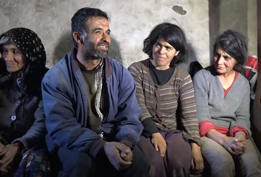 Թեշարներու ընտանիքը կ՛ապրի լեռներ վրայ՝  աշխարհէն մեկուսացած