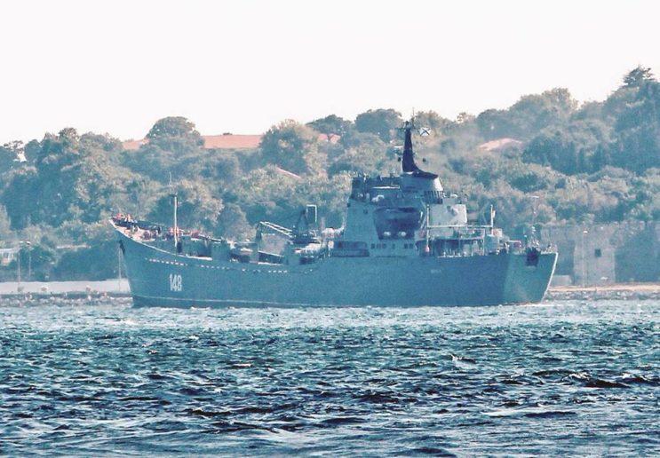 Украина призывает Турцию закрыть Босфорский пролив для российских кораблей