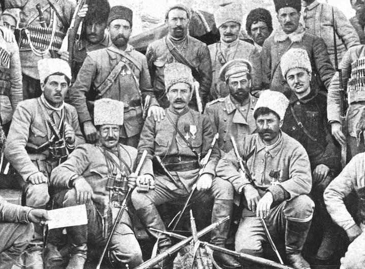 Զօրավար ԱՆդրանիկ Օզանեան  (1865-1927)
