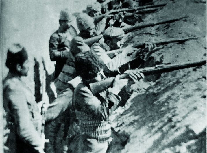 THE SELF-DEFENSE BATTLE OF VAN, APRIL-MAY 1915