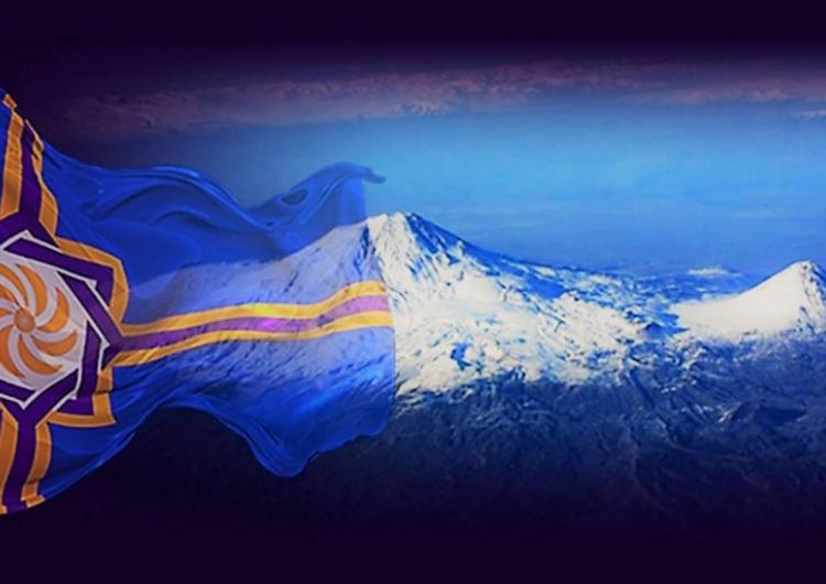 Արեւմտեան Հայաստանի պետական հեռուստաընկերութեան Նոր Տարուայ ուղերձը