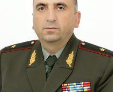 Бако Саакян представил высшему командному составу Армии обороны нового министра обороны